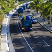 CoraBros - Busses in Traffic